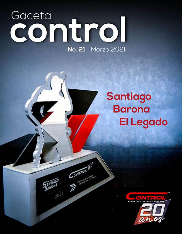 Gaceta Control No_ 21